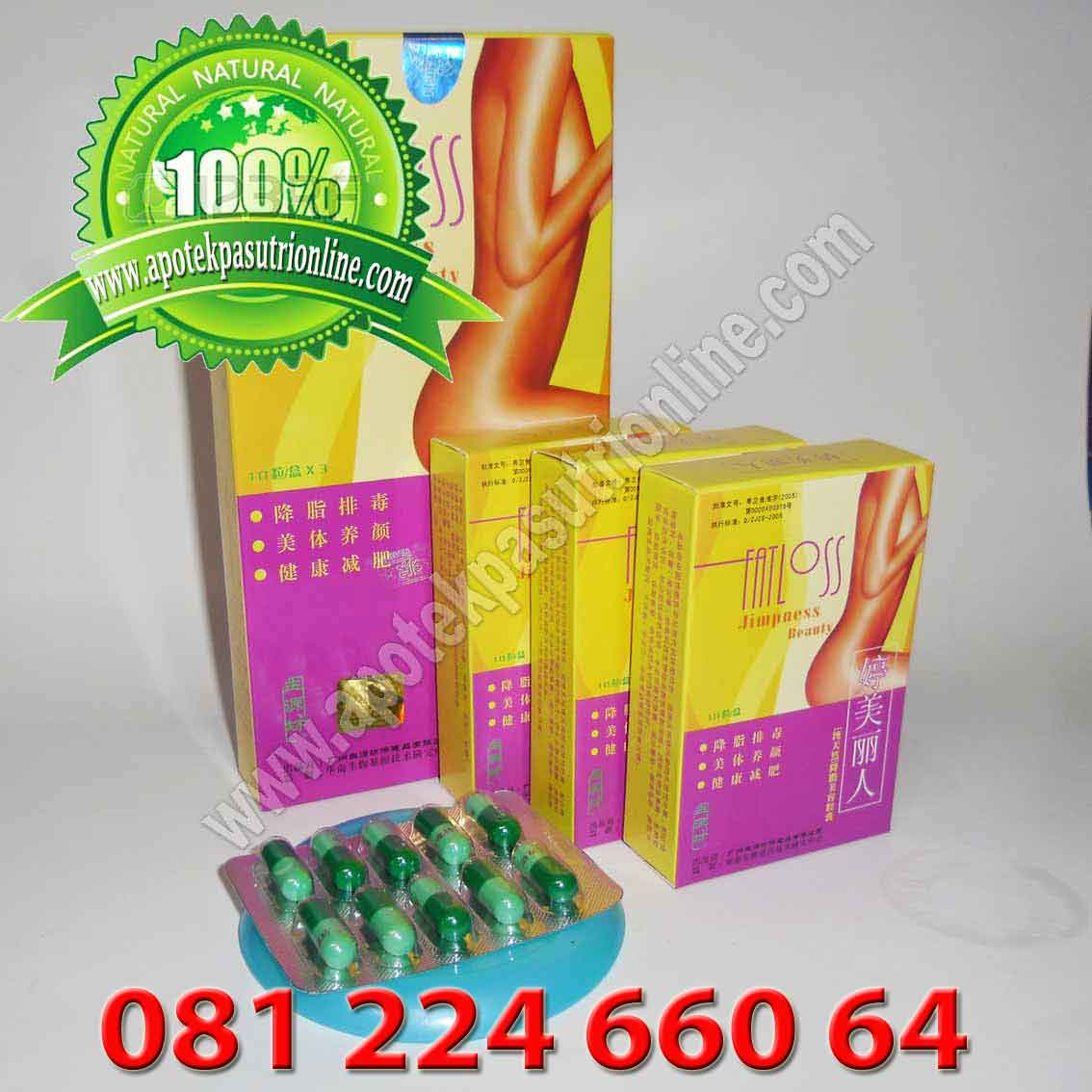Delivery Order Pelangsing badan Fatloss Asli Di bandung  f0cba09052